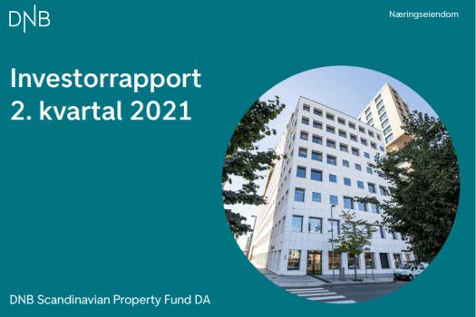 Investorrapport 2 kvartal 2021