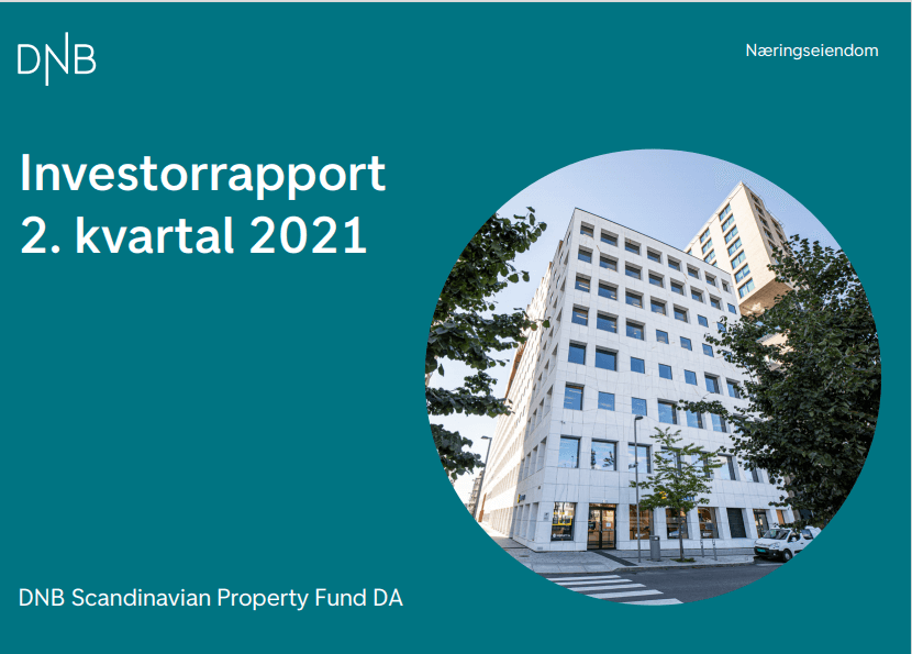 God utvikling for DNB Scandinavian Property Fund hittil i år