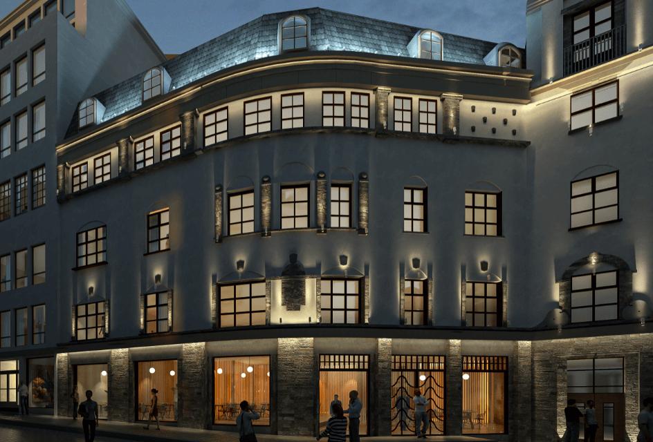 ASPLAN VIAK har inngått leiekontrakt for Markeveien 1 i Bergen Sentrum